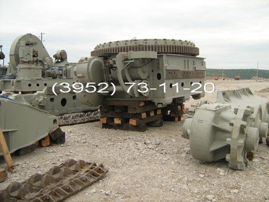 ...монтаж экскаватора производится в рамках отдельного типового договора бригадой аттестованных... экскаватора ЭКГ-5А.